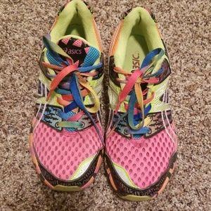 Women's Asics Running  Tennis Shoes